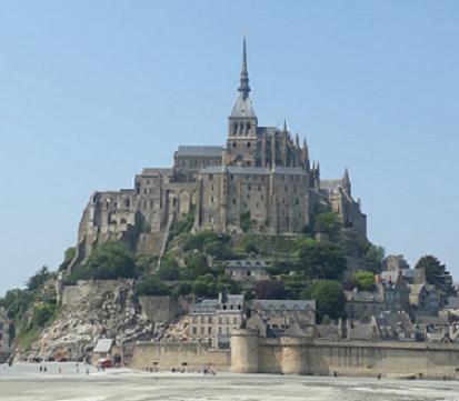 Normandia 22-26 maggio 2018